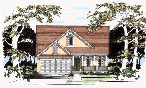 House Plan 67672