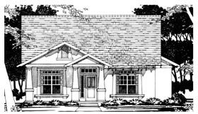 Traditional House Plan 67678 Elevation