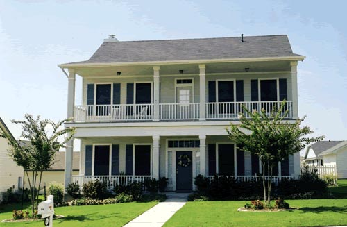 House Plan 67712