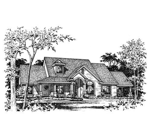 House Plan 67722