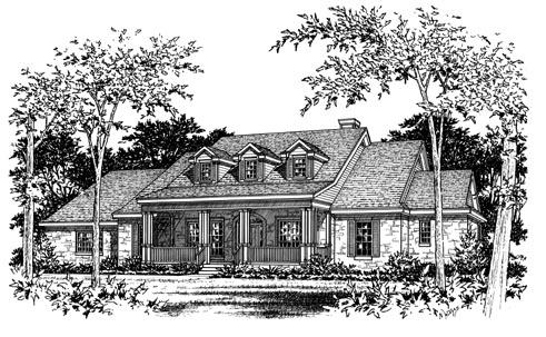 House Plan 67724