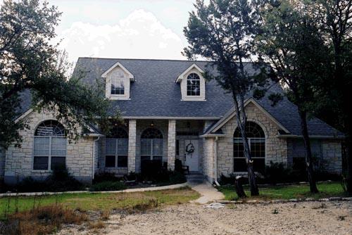 European House Plan 67747 Elevation