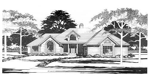 House Plan 67786