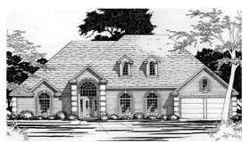 House Plan 67787