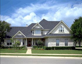 Craftsman House Plan 67796 Elevation