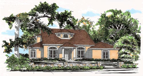 House Plan 67799