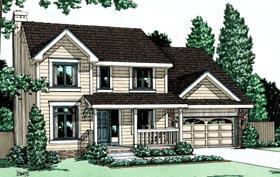 House Plan 67800