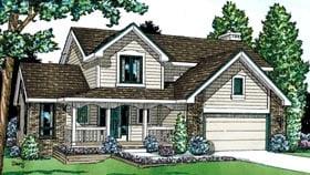House Plan 67801