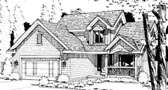 Plan Number 67806 - 1765 Square Feet