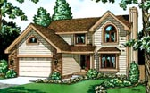 Plan Number 67808 - 1830 Square Feet
