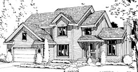 Plan Number 67812 - 2044 Square Feet