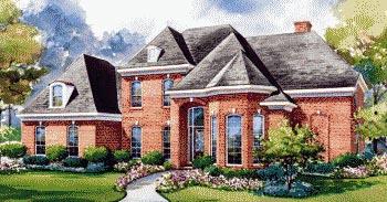 Victorian House Plan 67828 Elevation