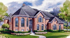 Victorian House Plan 67837 Elevation