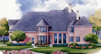 Victorian House Plan 67837 Rear Elevation