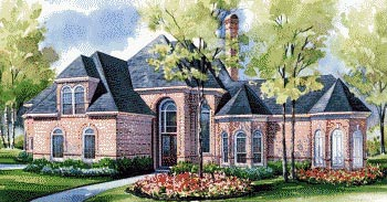 Victorian House Plan 67839 Elevation