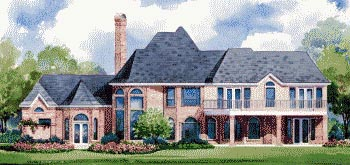 Victorian House Plan 67839 Rear Elevation