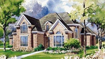Victorian House Plan 67843 Elevation