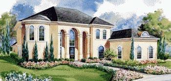 House Plan 67852