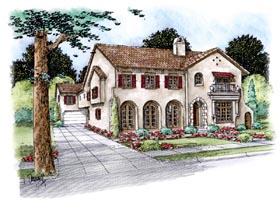 House Plan 67856