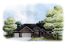 House Plan 67857