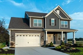 Traditional House Plan 67888 Elevation