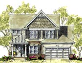 Plan Number 67900 - 2024 Square Feet