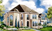 Plan Number 67911 - 3774 Square Feet