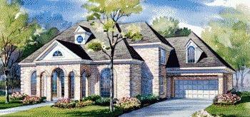 House Plan 67915