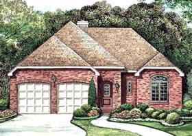 House Plan 67930