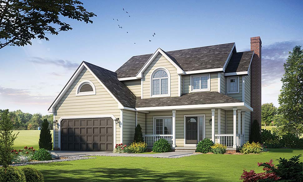 House Plan 67938