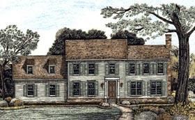 House Plan 67951