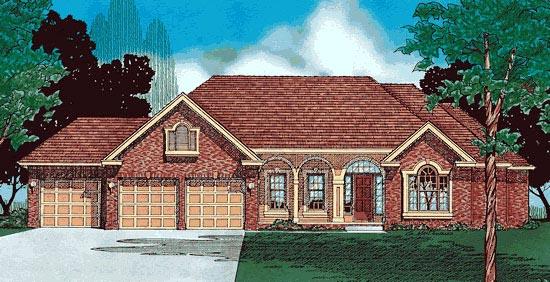 House Plan 68003