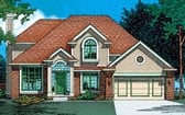 Plan Number 68006 - 1951 Square Feet