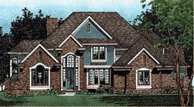 Plan Number 68024 - 3333 Square Feet