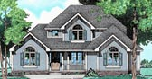 Plan Number 68029 - 1712 Square Feet