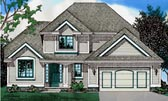 Plan Number 68030 - 1783 Square Feet