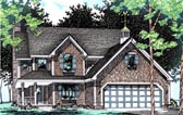 Plan Number 68044 - 1792 Square Feet