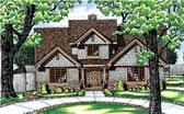 Plan Number 68055 - 2351 Square Feet