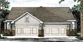 Plan Number 68058 - 2436 Square Feet