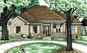 House Plan 68060