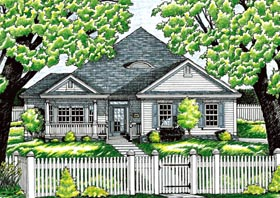 House Plan 68062