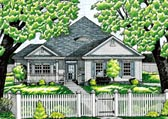 Plan Number 68062 - 1693 Square Feet