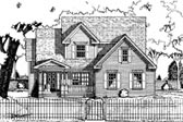 Plan Number 68067 - 2143 Square Feet