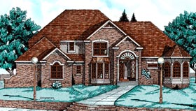 House Plan 68069