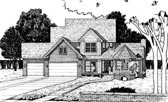 Plan Number 68075 - 2393 Square Feet