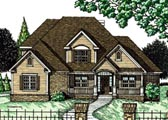 Plan Number 68076 - 2637 Square Feet