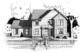 Plan Number 68081 - 2161 Square Feet