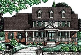 House Plan 68086