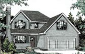 Plan Number 68088 - 1491 Square Feet