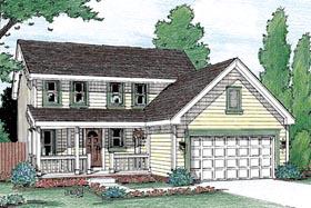 House Plan 68108